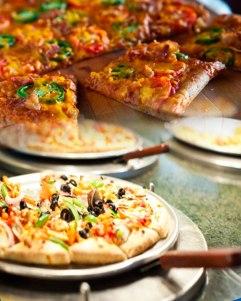 Пицца для холостяков