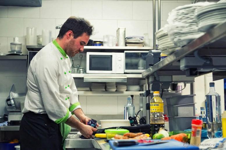 Reportaje Evento el Chef Invitado