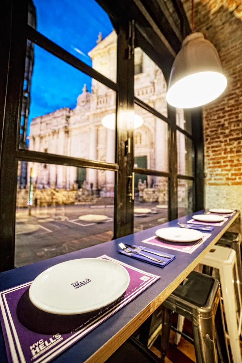 Fotografo Restaurante Valladolid NY Hellls Americano 08