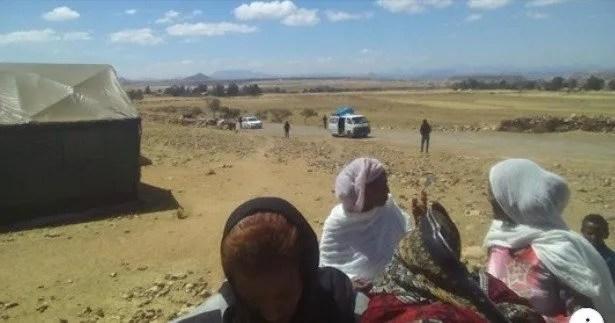 Eritrean refugees _ Ethiopia