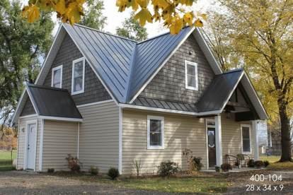 net zero home post frame residence