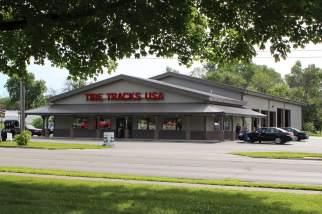 pole building tire store