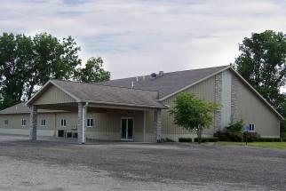 church pole building