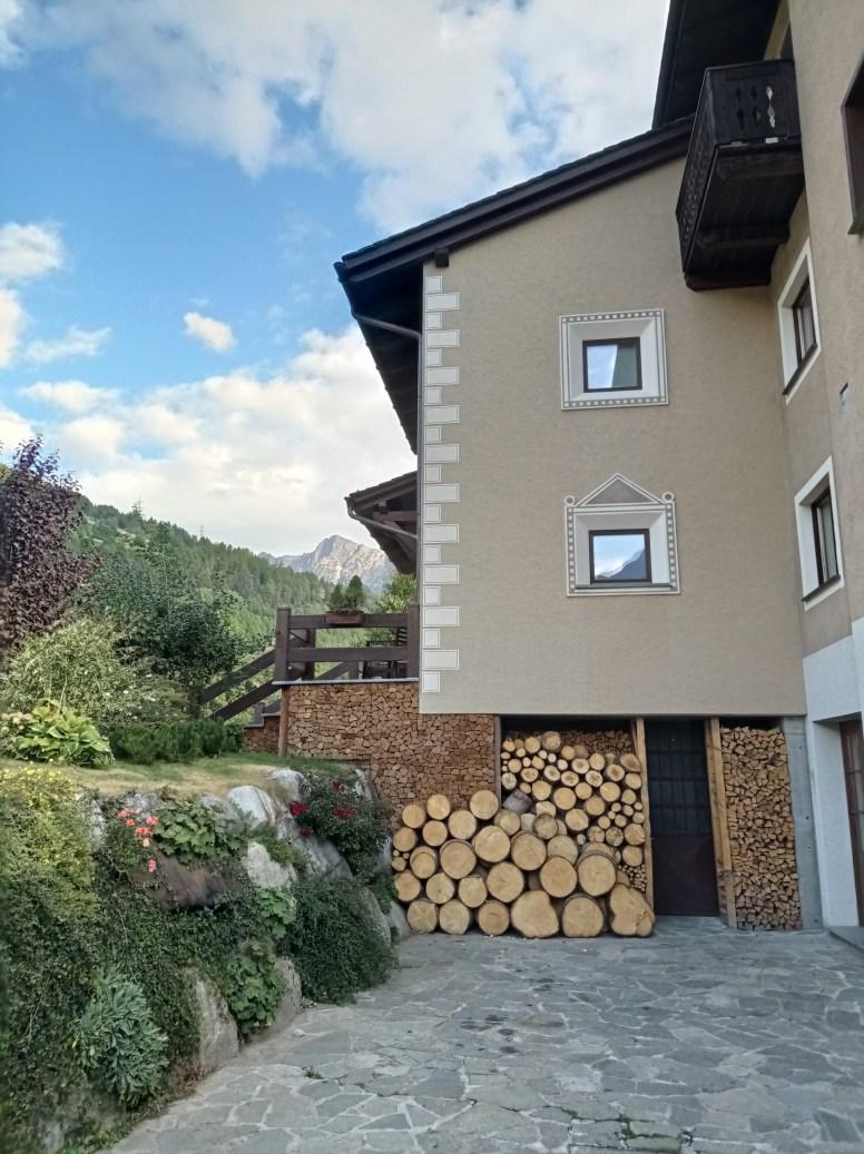 Alpi & Golf wood