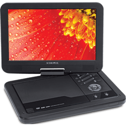 Born 2 Impress Everything Home Event-Audiovox 10.1 Inch Swivel Portable DVD Player – Review and Giveaway