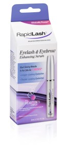 Born 2 Impress Holiday Gift Guide-RapidLash Eyelash and Eyebrow Enhancing Serum Review and Giveaway
