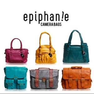 Epiphanie Women Camera Bags Review and Giveaway