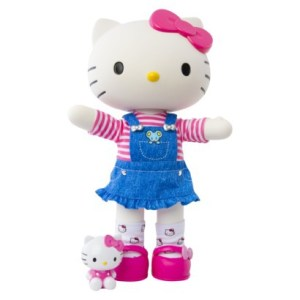 Hello Kitty is Definitely in my Santa's List!