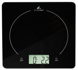 Kitchen Gurus Kitchen Scale – Review