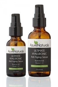 Azure Naturals ULTIMATE HYALURONIC Anti-Aging Serum Review