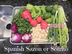 Spanish Sazon- A Great  Alternative for Tasteful Healthy Cooking-Recipe