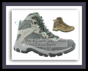 HI-TEC Footwear- Inspired by Life! #Giveaway