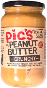 Pic's Really Good Peanut Butter is the Best Peanut Butter I Have Ever Tried!