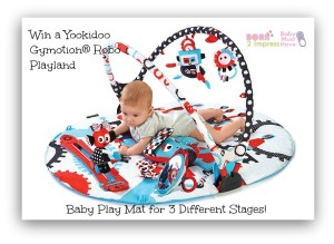 The Best Baby Play Mats and a Giveaway