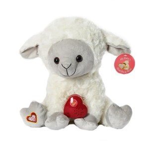 Looking for a One of a Kind Gift for Mother's Day? Check My Baby's Heartbeat Bear!