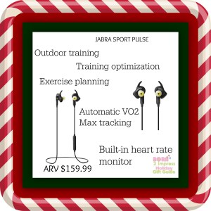 Jabra Sports Pulse -The Perfect Combination of an Activity Tracker and a Wireless Earphone!