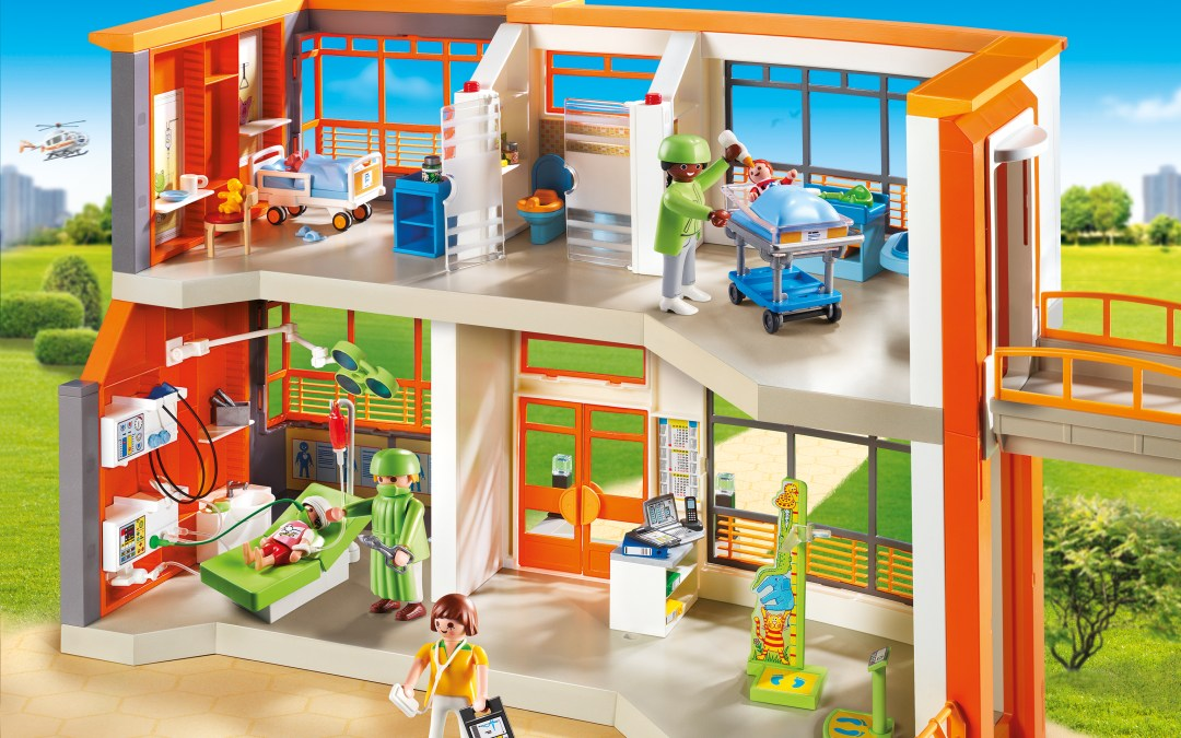 The new PLAYMOBIL is one of the Hottest Toys on Santa's  List!