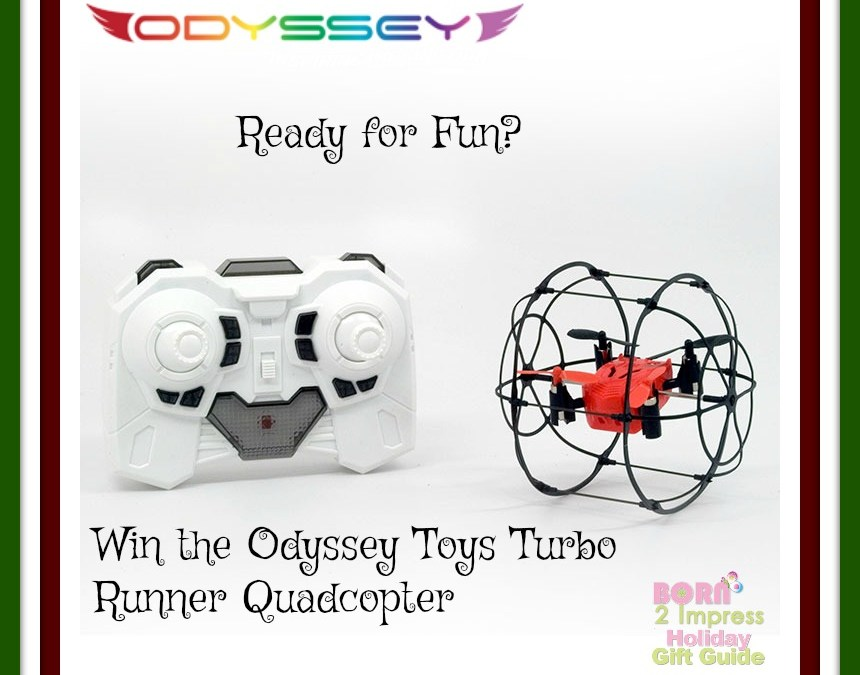 Odyssey Toys for the Techy on Your Holiday's List!