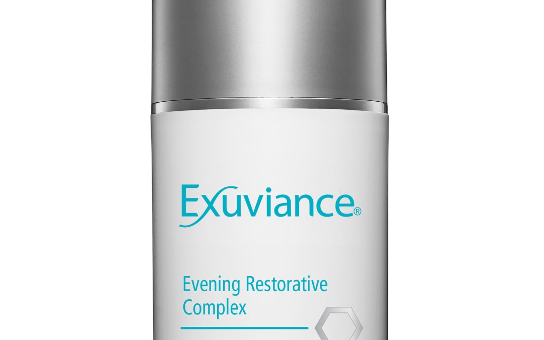 Exuviance Evening Restorative Complex a Must Have this Winter!