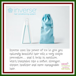 Welcome to the Ice Age- Discover Inverse for Healthy Shinny Hair this Holiday!
