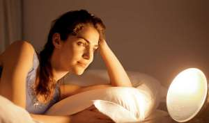 Philips Wake up Light Helps you Scare Away the Winter Blues!
