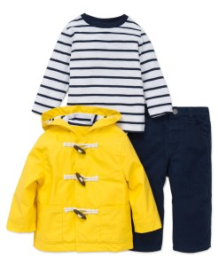 Little Me Offers Trendy and Comfortable Seasonal Designs For Little Girls and Boys