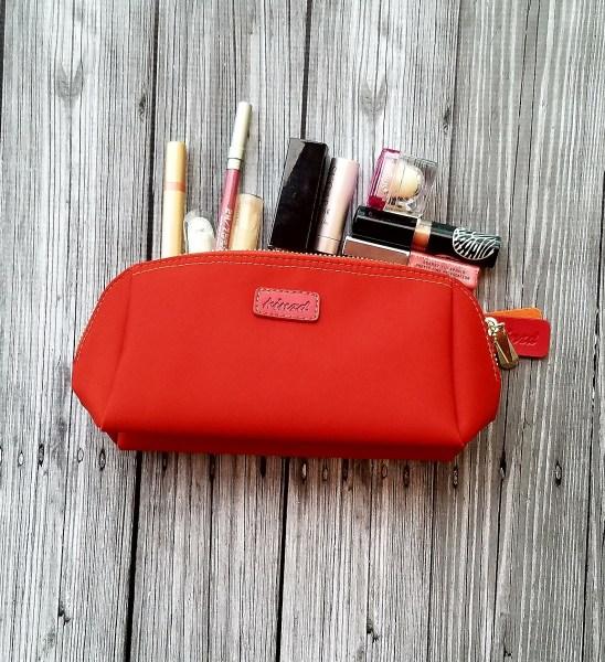 Kindzd small makeup bag