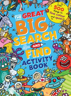 Great Big Search and Find Activity Book