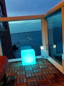- Light Blue Glow