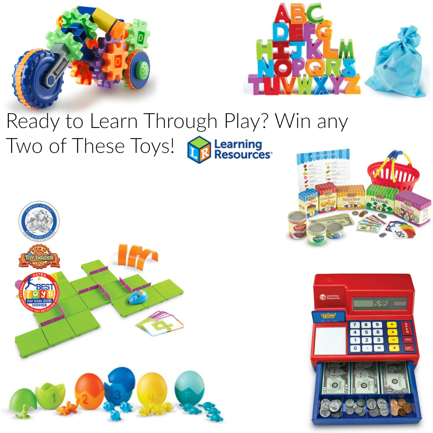 Learning Resources Giveaway