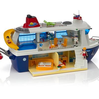 All Aboard!!!! Your Kids will Love the Playmobil Pretend Cruise this Holidays