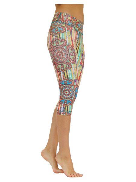 yoga pants, yoga Capri