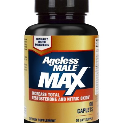 Ageless Male Max: The Perfect Gift for Him