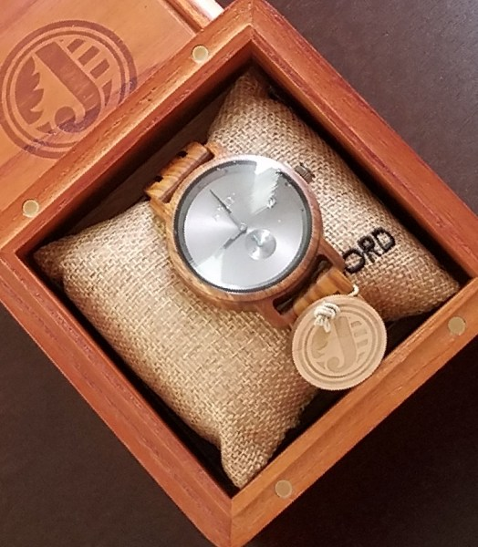 Jord- Hyde Wood Watch
