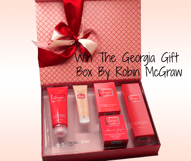 Meet Georgia by Robin McGraw – Gift Box Giveaway