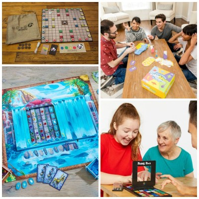 Family Time Is Game Time! Celebrate National Game and Puzzle Week