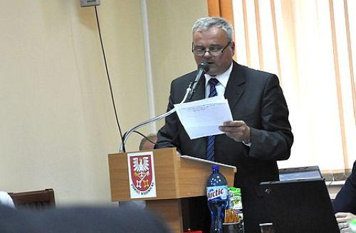 Jacek Jończyk, starosta wadowicki