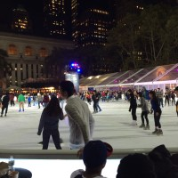 Tasting Tuesdays at Bryant Park's Winter Village