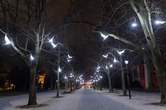 lumières aux Bastions
