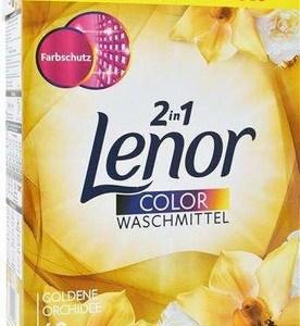 Lenor proszek prania Kolor Goldene Orchidee 60 3 9