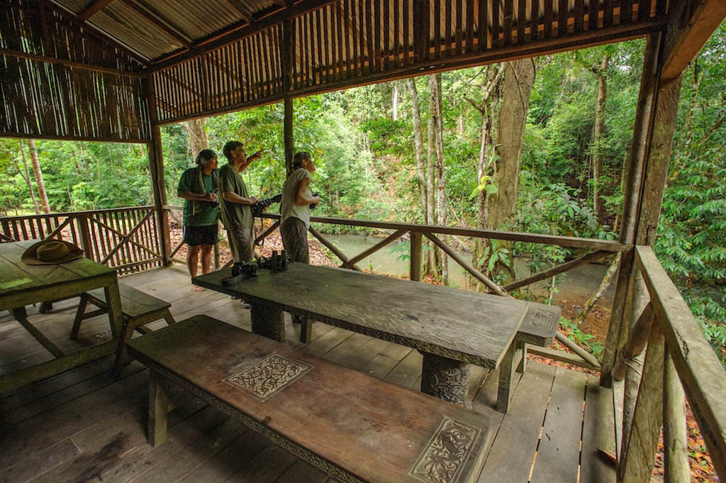 Lubok Kasai Jungle Camp, Batang Ai