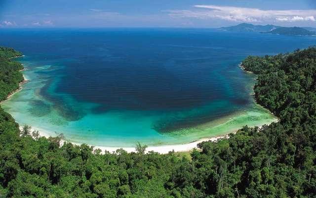 Mamutik or Manukan Island Day Trip