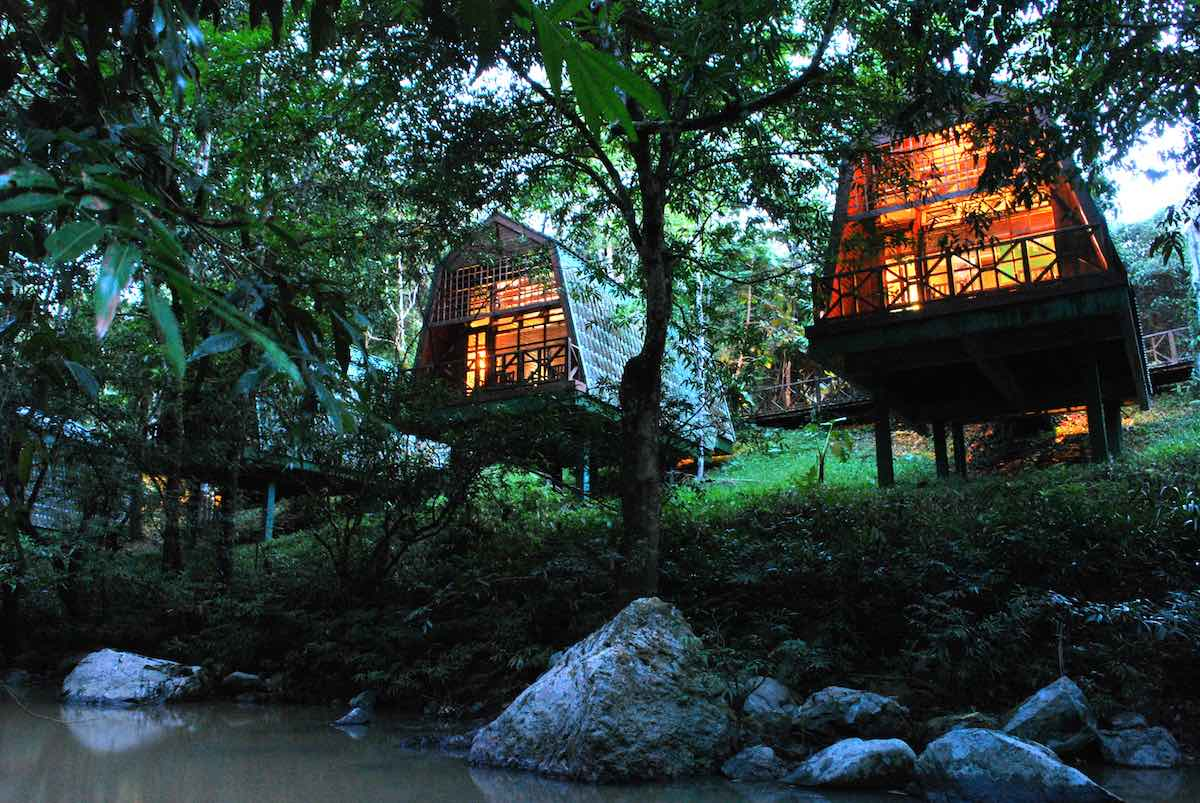 tabin wildlife resort river rooms
