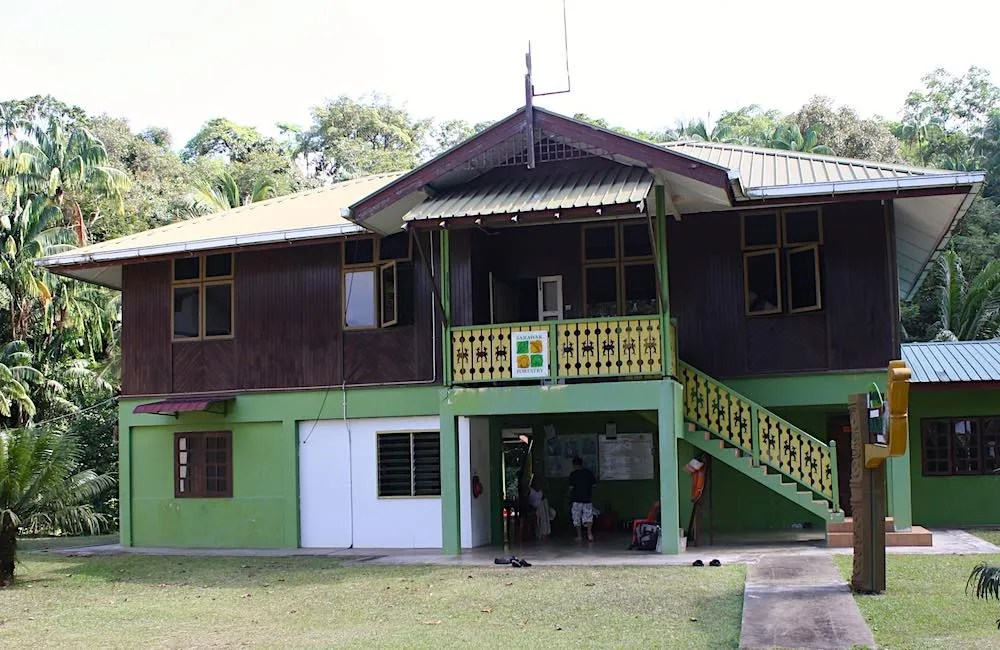 tanjung datu national park accommodation
