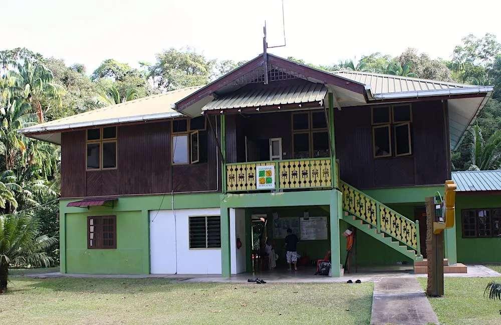 tanjung datu national park accommodation