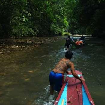 Batang Ai National Park Expedition