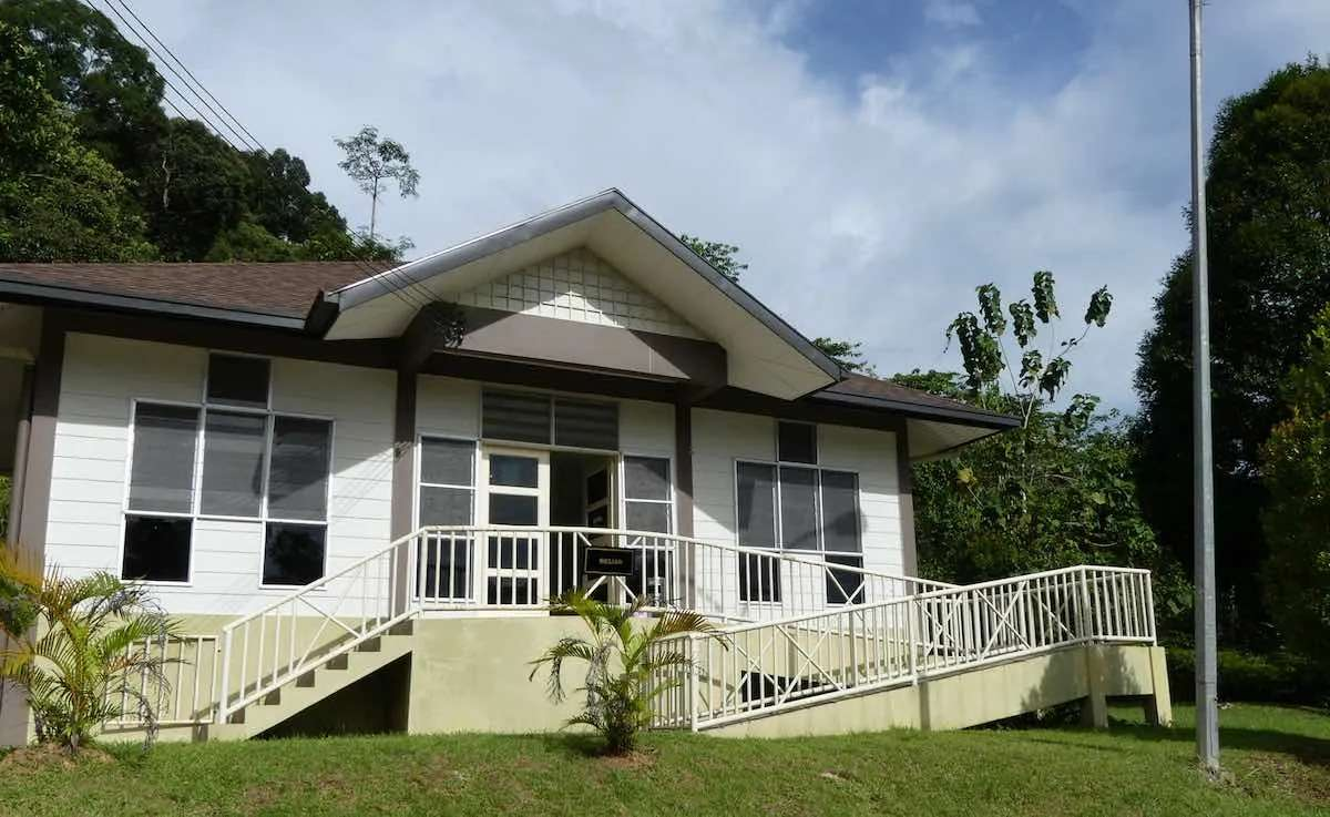 Deramakot Forest Reserve accommodation