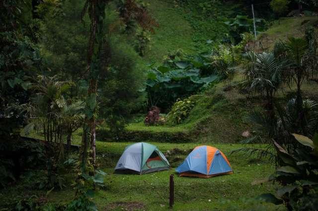 Kinabalu Park Camping 3D2N