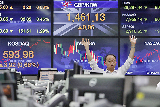 European stock markets down as Hong Kong protests continue 2