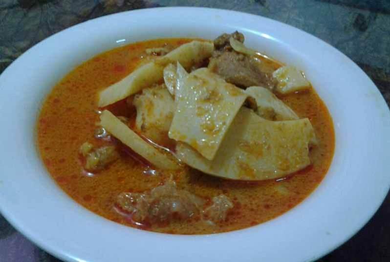 Makanan khas kalimantan selatan